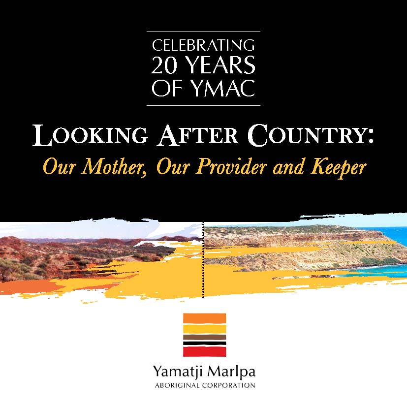 20 Years of YMAC FRONT COVER
