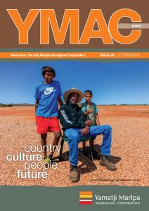 YMAC News issue 28 FRONT COVER